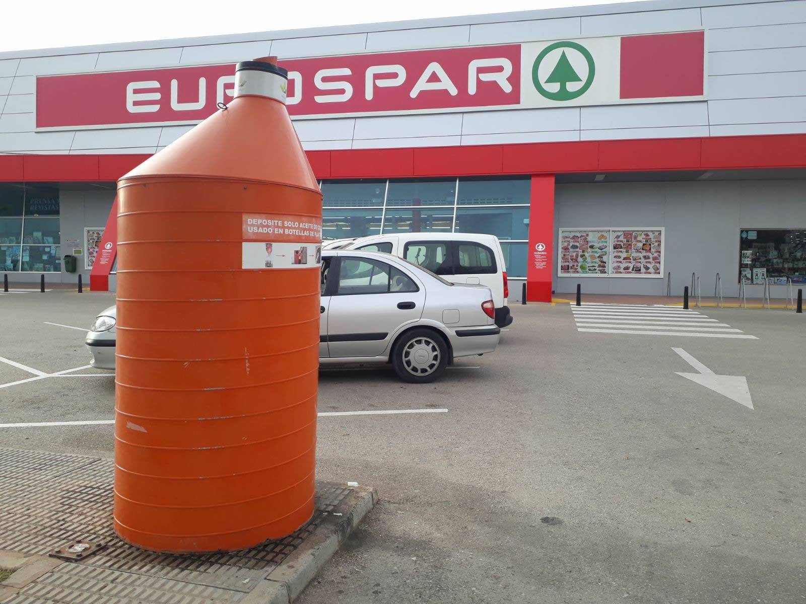 aceite usado de cocina grandes superficies 2